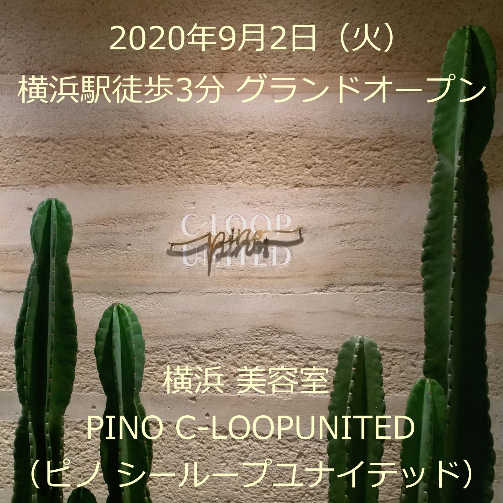 横浜 美容室 PINO(ピノ)